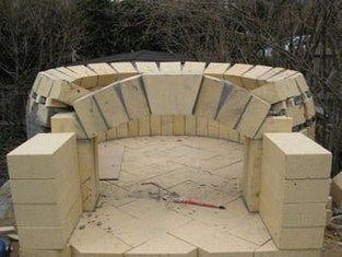 Brick Oven Wal