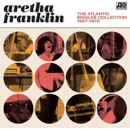 Aretha Franklin Atlantic Singles Collection 1967 1970 Vinyl Walmart Com Aretha Franklin Album Art Album Cover Art