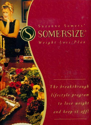 Suzanne Somers Somersize Weight Loss Plan You Can Get Additional Details At The Image Link Pinterest