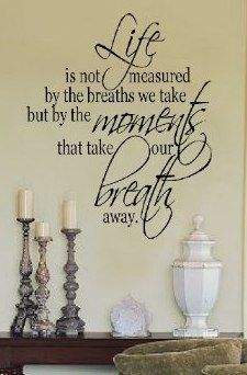 Wall Decor Sayings 17 best images about wall quotes on pinterest | copper, word walls