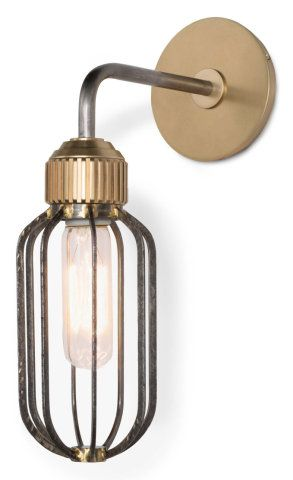 Restoration Cage Wall Sconce Wall Sconces Ceiling Lights