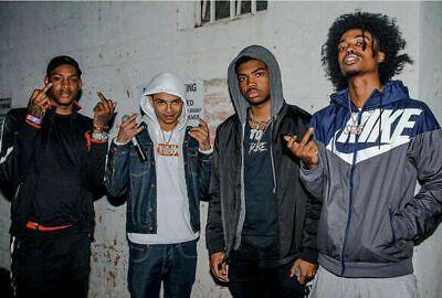 274114 Sob X Rbe Hip Hop Rap Music Group Singer Rapper Wall Print