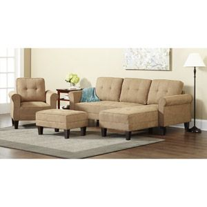 10 Spring Street Ashton Living Room Set, Sand Wal Mart Part 85