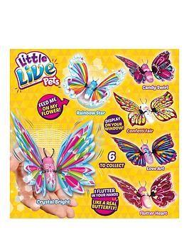 Flutter Wings Butterfly Little Live Pets Your Pet Butterfly
