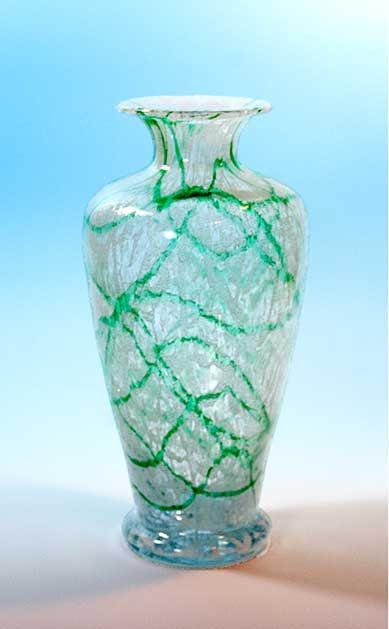 Loetz Vase Www Tommichael Com Glass Art Art Glass Vase Glass Vase