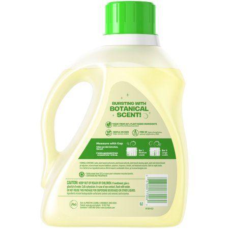 Household Essentials Laundry Detergent Liquid Laundry Detergent