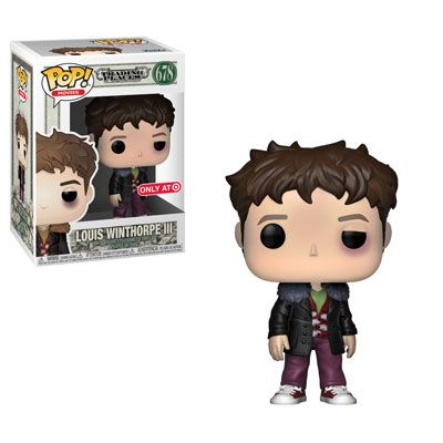 Trading Places Louis Winthorpe Iii Funko Pop Vinyl Figure Available Exclusively At Target Funkopop Funko Pop Vinyl Vinyl Figures Funko Pop