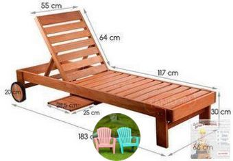 Unique Wood Patio Furniture And What Is The Best Sealer For