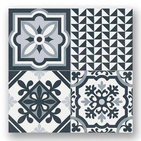 tiles Moroccan Gres Heritage x cm czarny - Gres - Ceramika