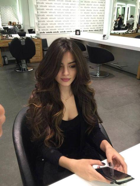 Easy Updos For Long Hair, Long Wavy Hair, Thick Hair, Bohemian Hairstyles, Trending Hairstyles, Ash Blonde Hair, Dark Hair, Blonde Color, Curly Hair Styles