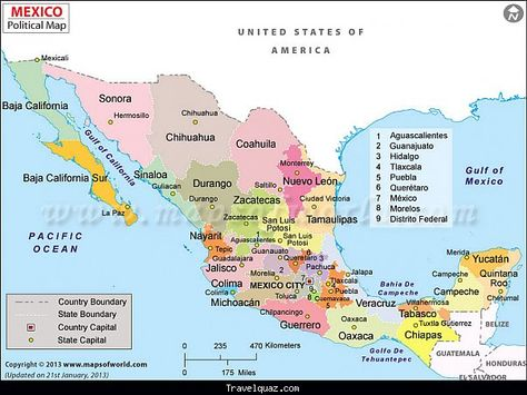 Maps Tamaulipas Mexico Map Blog with Collection of Maps All