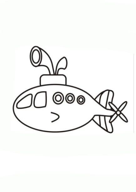 Get Malvorlagen U-Boot Kostenlos Pics