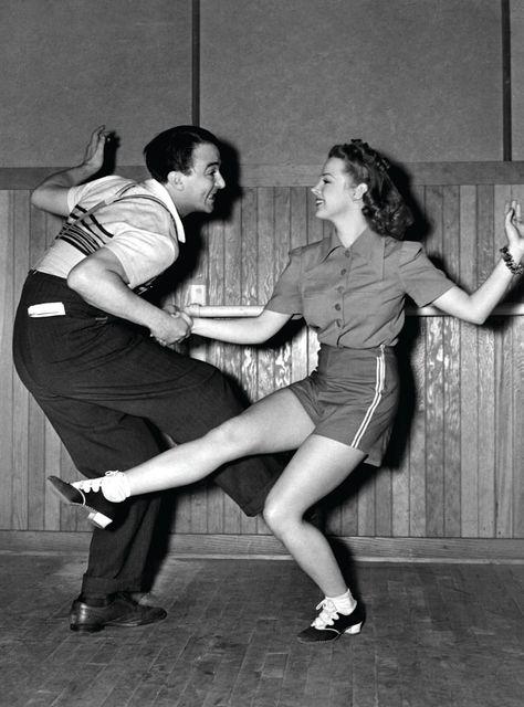 1950's Swing Dancing