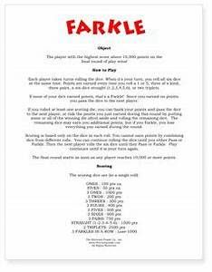image regarding Farkle Instructions Printable referred to as farkle guidance printable - AOL Picture Look Achievements