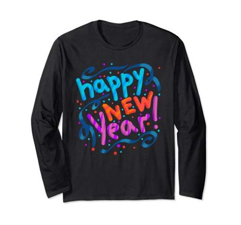happy new year funny humor phrase saying year merry pun joke happy new year 2019 shirt gift love pig christmas xmas santa claus bad santa