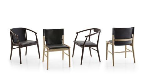 Design Tafel Stoelen.Jens Chair By Antonio Citterio For B B Italia Stoel Design