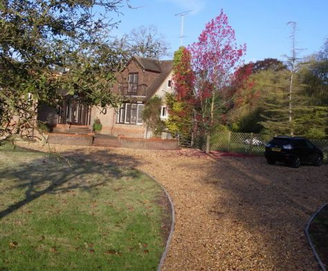 Driveway Image By Deb Drill Gravel