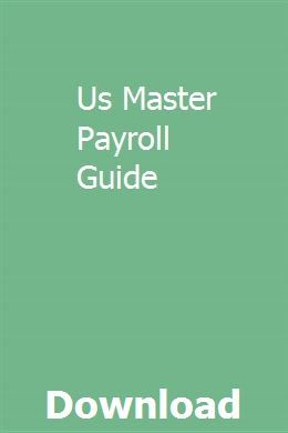 Smes guide to online payroll providers [infographic] | confessions.