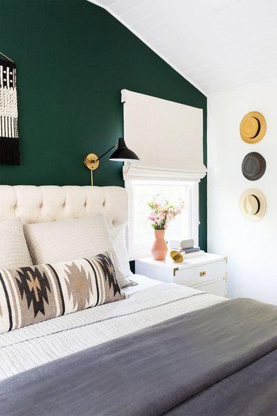 Go Green Green Bedroom Walls Green Accent Walls Green Master