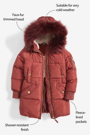 Details about  /Kids Girls Faux Fur Warm Hooded Coat Toddler Fleece Jacket Hoodie Outerwear Tops