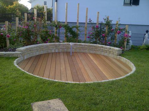 224 besten sichtzaun bilder auf pinterest garten terrasse garten neu gestalten - Garten Neu Anlegen Bilder
