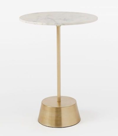 The Best Black Friday Cyber Monday Sales To Shop Side Table White Side Tables Marble Side Tables