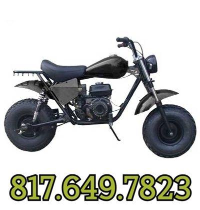 Buy Trailmaster Mb200 Series 2 Mini Bike Mini Bike Bikes For