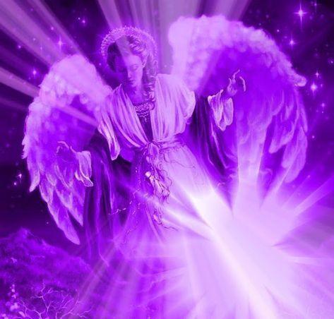 EL TEMPLO DE LA LUZ : LA LLAMA VIOLETA TRANSMUTADORA La séptima de las s...  | Imagens de anjos, Arcanjo, Chama violeta