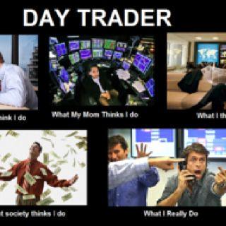 86a5b17b6b40a12c36fe9321475ccea4 stock exchange market stock market day trader, what i do what i really do meme pinterest meme