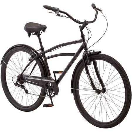 Schwinn 29 Men S Midway Cruiser Bike Walmart Com Cruiser Bike Black Schwinn Bicycle