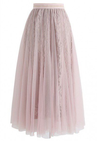 Amore Maxi Tulle Prom Skirt in Red - Retro, Indie and Unique Fashion  I love these skirts and want so many. The colors. The Variety of lengths and styles.