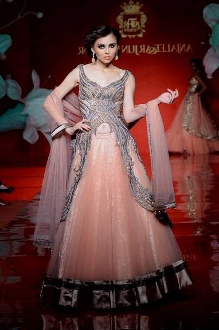marriage indo western dress for girls