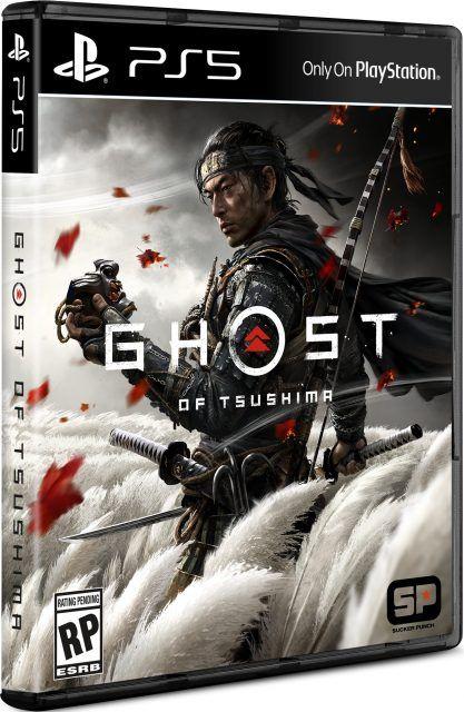 New Ghost Of Tsushima Box Art Suggests Playstation 5 May Return To
