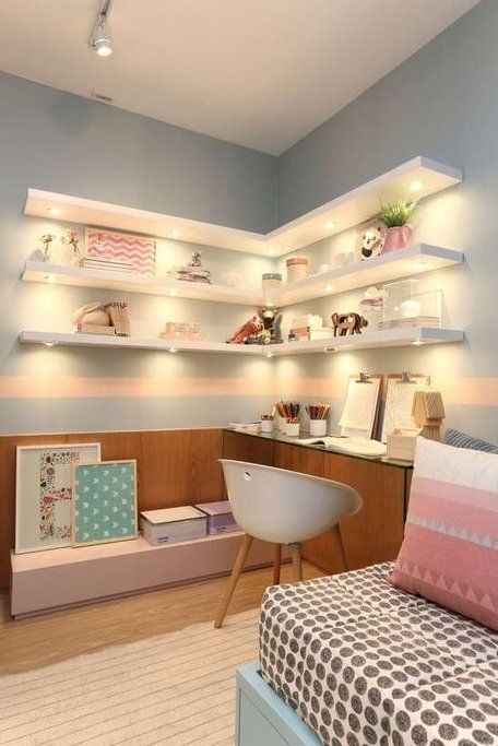 24 Insanely Innovative Ways To Store Books In Small Spaces 695633 Bedroom Storage Ideas Bedroomstorageideas Diy Room Design