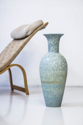 Large Floor Vase By Gunnar Nylund For Rorstrand 1950s Large