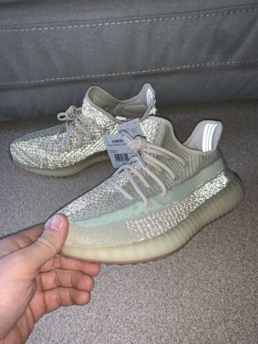 adidas Yeezy Boost 350 V2 Citrin Reflective | UK 10 in 2020 ...