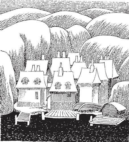 muminki. | Tove jansson, Moomin, Children's writer
