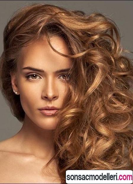 Altin Karamel Sac Renkleri Ve Altin Karamel Sac Modelleri Altin Karamel Modelleri Renkleri Sac Hellbraunes Haar Haarfarben Frisuren