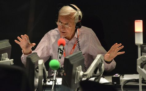 John Humphrys interrupts less than his fellow Today presenters, analysis finds