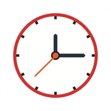 Clock Vector Icon Clock Clipart Clock Icons Clock Icon Png And Vector With Transparent Background For Free Download Clock Icon Time Icon Clock Clipart