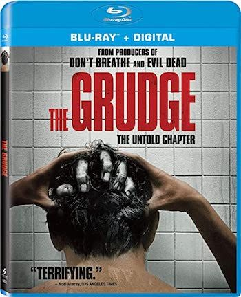 Pin By Art Entertainment On 9x Movies The Grudge Sony Pictures Blu Ray