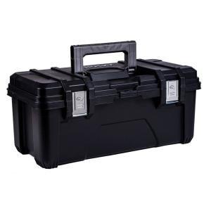 Milwaukee 13 In Jobsite Work Tool Box Mtb1400 The Home Depot In 2020 Portable Tool Box Tool Box Portable Tools