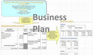 4 Exemples De Business Plan Gratuit Excel Business Plan Exemple Planification D Entreprise Plan Gratuit