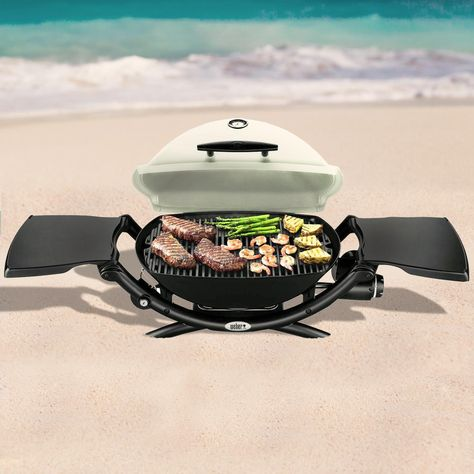 Ready Set Grill On The Go Create The Grilled Foods You Love Anytime Anywhere Propane Gas Grill Gas Grill Gas Bbq