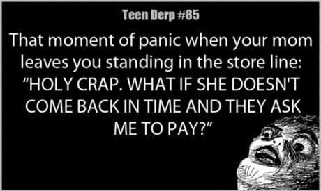 yeah that happens..