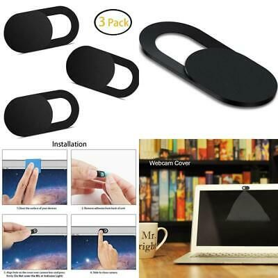 Ebay Link Ad 3pcs Ultra Thin Laptop Camera Sliding Security Privacy Cover Durable Phone Table In 2020 Laptop Camera Phone Table Desktop Accessories