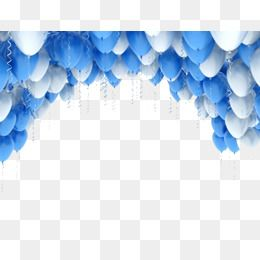 Blue Balloon Blue Frame Balloon Png Transparent Clipart Image And Psd File For Free Download Blue Balloons Balloons Green Screen Backgrounds
