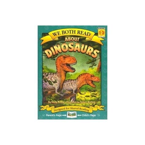 We Both Read:About Dinosaurs