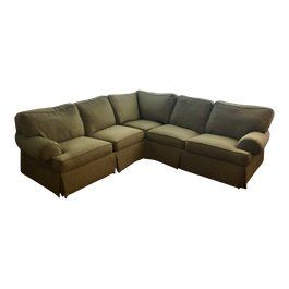 Vintage Used Sectional Sofas For Sale Chairish With Images