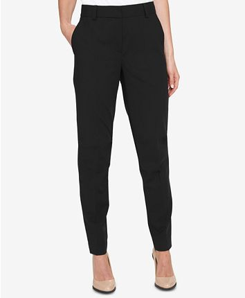 Essentials Damen Leggings-Pants Skinny Stretch Pull-on Knit Jegging